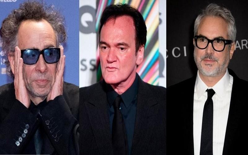 Tarantino, Burton y Cuaron, protagonistas de la Fiesta del Cine de Roma