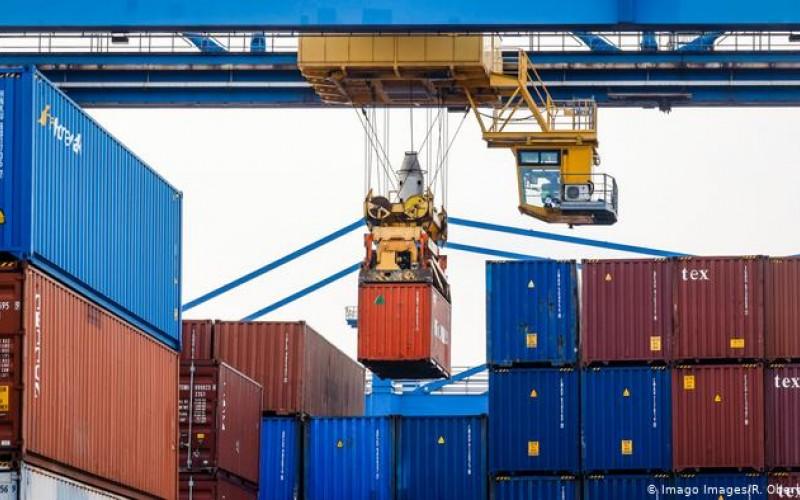 La economía alemana subió un 0,6% 2019 pero se estancó en el cuarto trimestre
