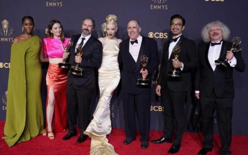 Netflix reina en los Emmy