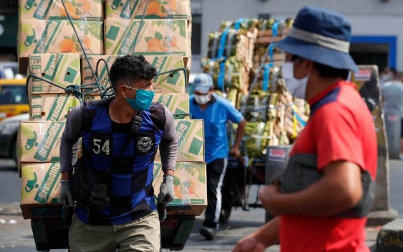 Economía de Perú creció 18,6% durante los primeros 8 meses de este año