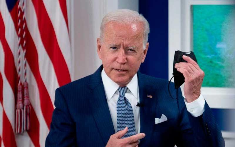 Biden emprende cruzada para acelerar la vacunación mundial contra la covid-19