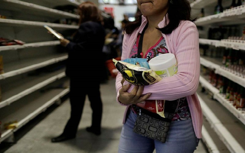 Canasta de supervivencia semanal se ubica en 90.387.500 bolívares