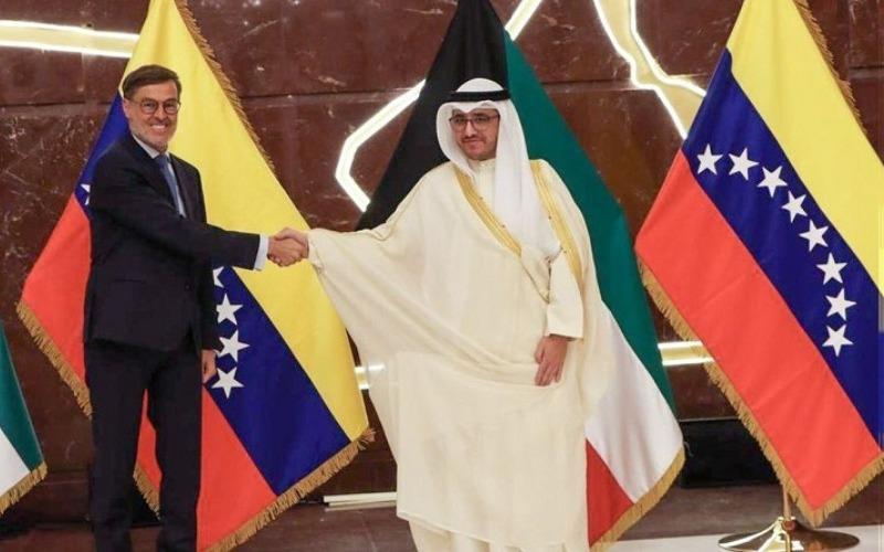 Venezuela y Kuwait profundizan relaciones energéticas en el marco de la OPEP