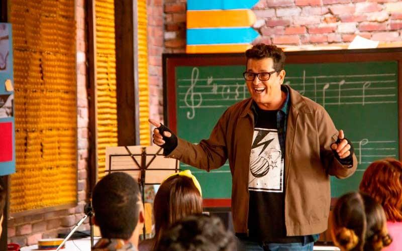 Carlos Vives regresa a la actuación en televisión con Disney+