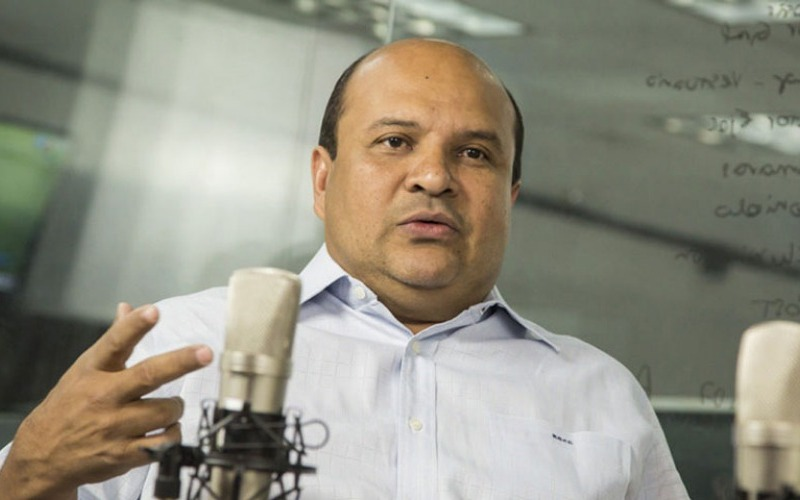 Daniel Ceballos pide a partidos opositores respaldar candidatura de Roland Carreño