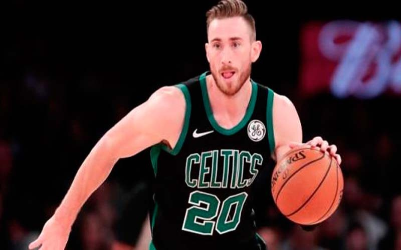 Gordon Hayward comandó triunfo de Celtics ante Timberwolves
