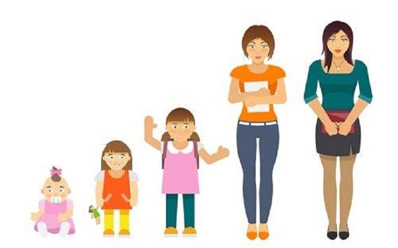 El desarrollo de niñas y adolescentes puede complicar a los padres