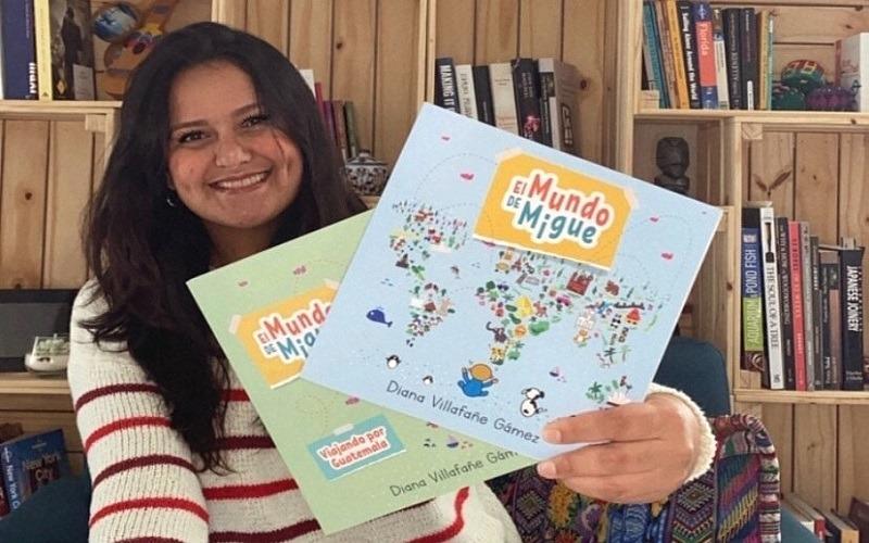 Escritora venezolana Diana Villafañe presenta su serie de libros infantiles en Coral Gables