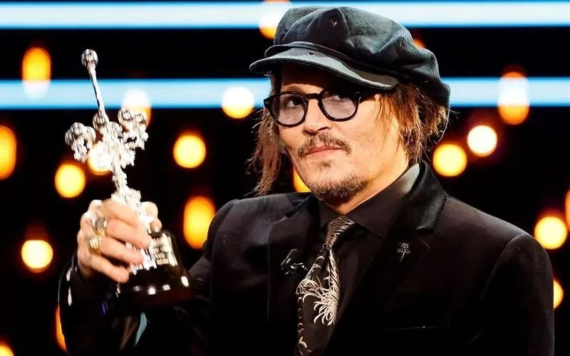 Johnny Depp: Llevaré el Premio Donostia siempre en la memoria