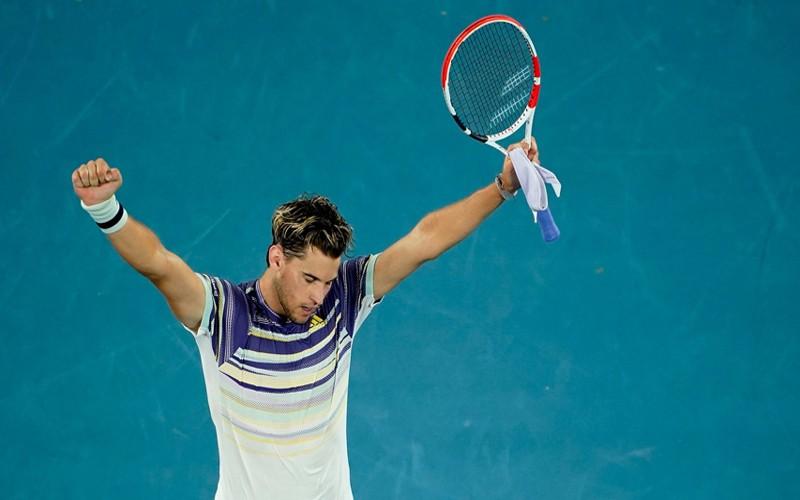 Dominic Thiem avanzó a cuartos de final del Abierto de Río de Janeiro