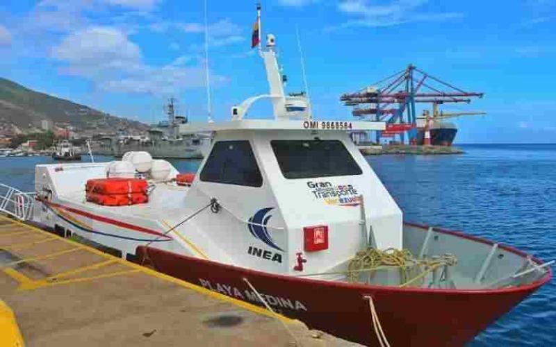 Los Roques cuenta con nuevo transporte marítimo