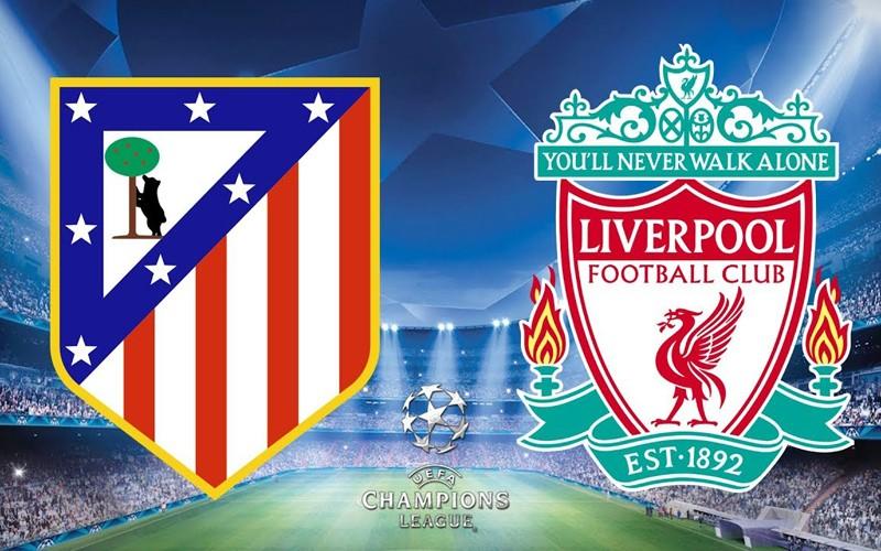 Atlético de Madrid recibirá este martes a Liverpool por los octavos de final