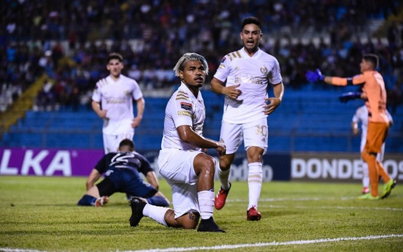 Josef Martínez rescató empate del Atlanta FC en Concachampions