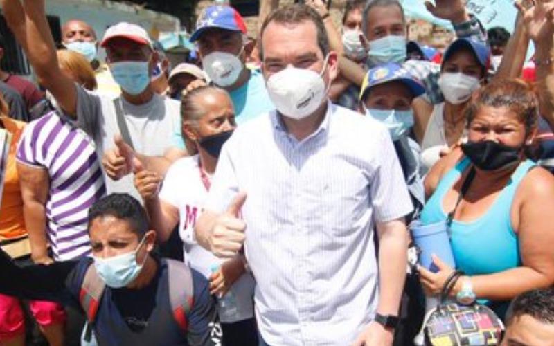 Tomás Guanipa aseguró que caraqueños votarán por la MUD como la opción opositora en la capital