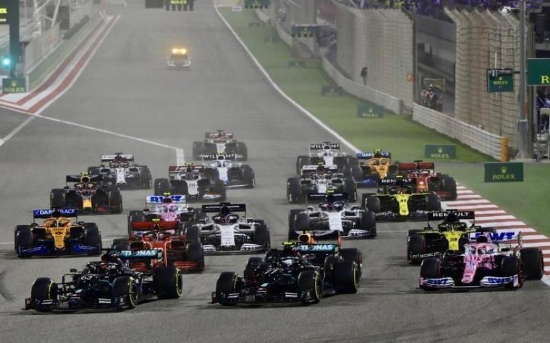 Temporada de F1 en 2022 contará con un récord de 23 Grandes Premios