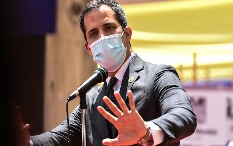 Juan Guaidó llamó a visibilizar lucha y defensa de la democracia en Venezuela