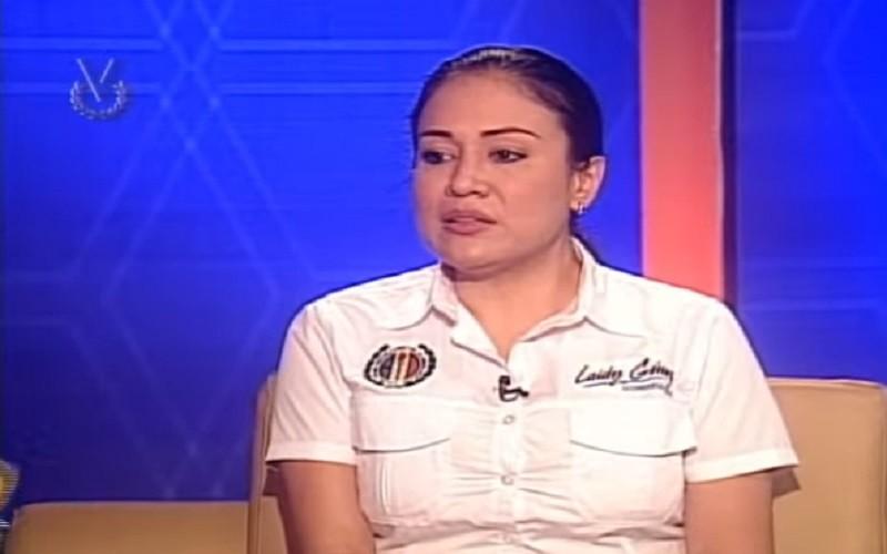 Laidy Gómez asegura que la población del Táchira rechaza la tarjeta de la Mesa de la Unidad Democrática