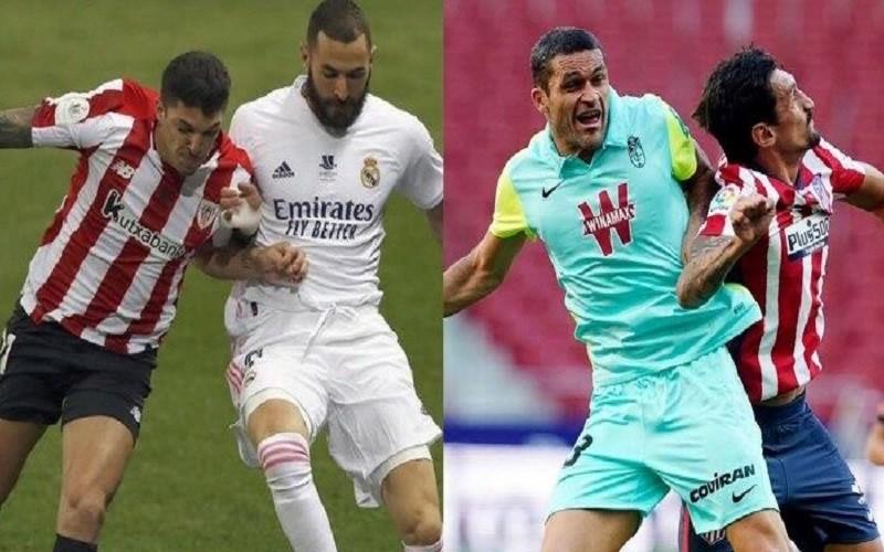 LaLiga pide aplazar Real Madrid-Athletic y Granada-Atlético de la 9a jornada