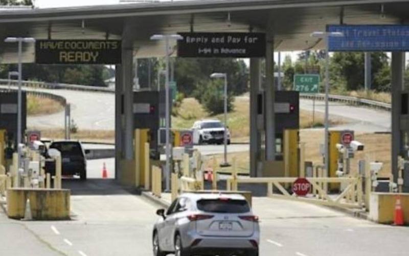 EEUU abrirá sus fronteras terrestres con México y Canadá en noviembre