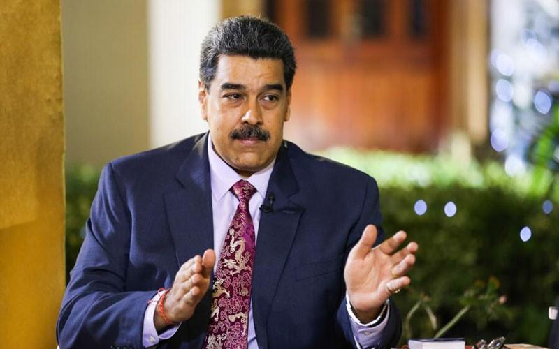 Presidente Nicolás  Maduro ratifica disposición de dialogar con EEUU