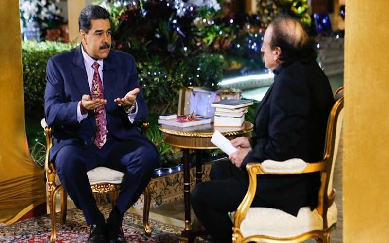 Presidente Nicolás Maduro informó que petróleo será vendido en Petro