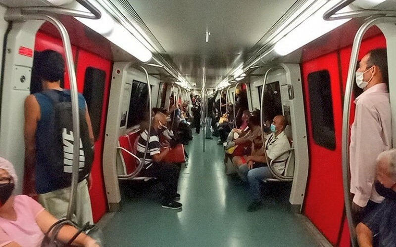 Desmontado falso positivo contra el Metro de Caracas