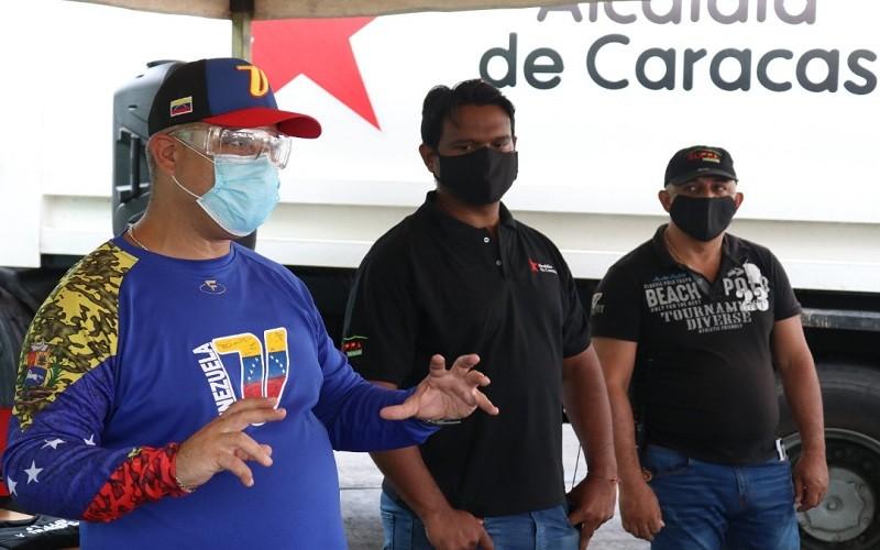 Secretario del Gobierno de Caracas informó que más de 50 mil venezolanos han fallecido a causa del bloqueo económico