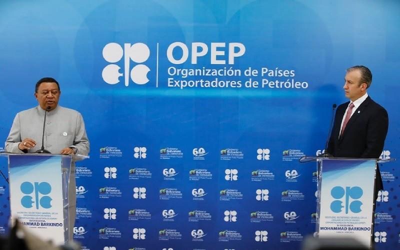 Ministro Tareck El Aissami asegura que asedio de EEUU contra Venezuela no evitará liderazgo de la OPEP en materia energética