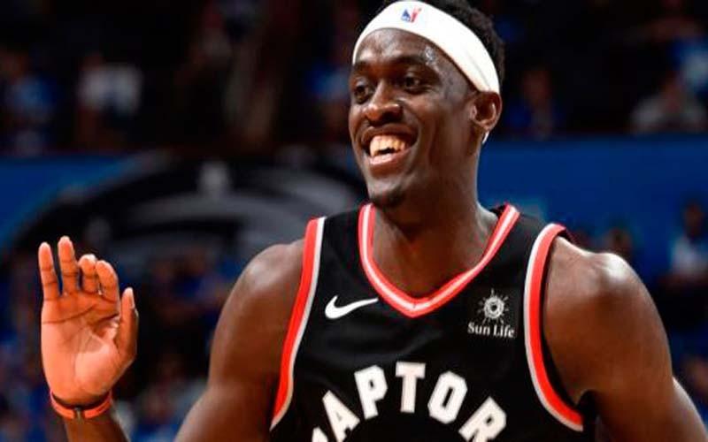 Pascal Siakam logró doble-doble en victoria de Raptors