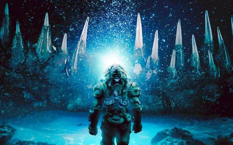 """""""Amenaza en lo profundo"""", el terror bajo el mar y en las salas de cine"""