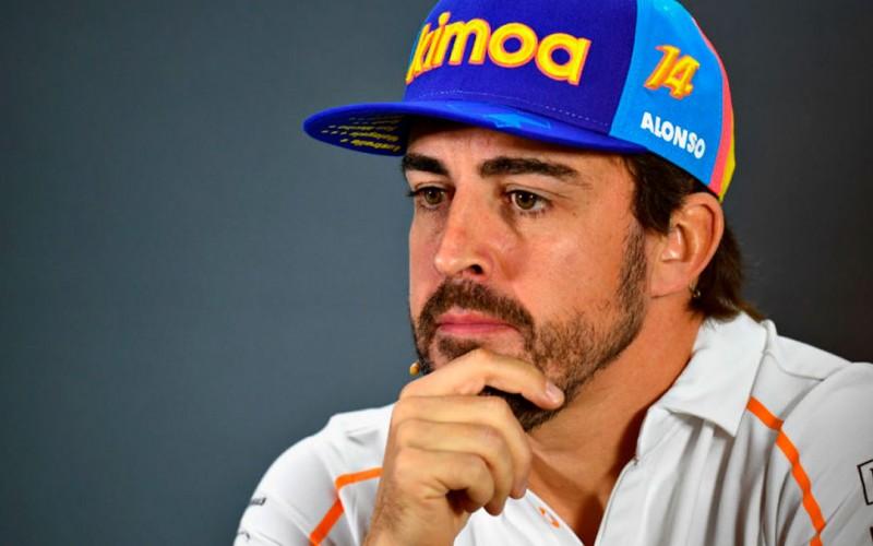 La intensa preparación exprés de Fernando Alonso para el Dakar