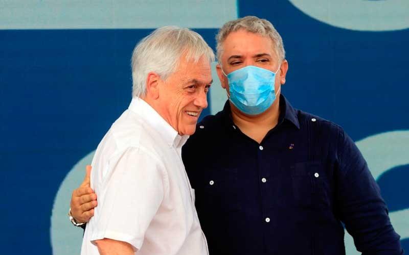 Piñera y Duque
