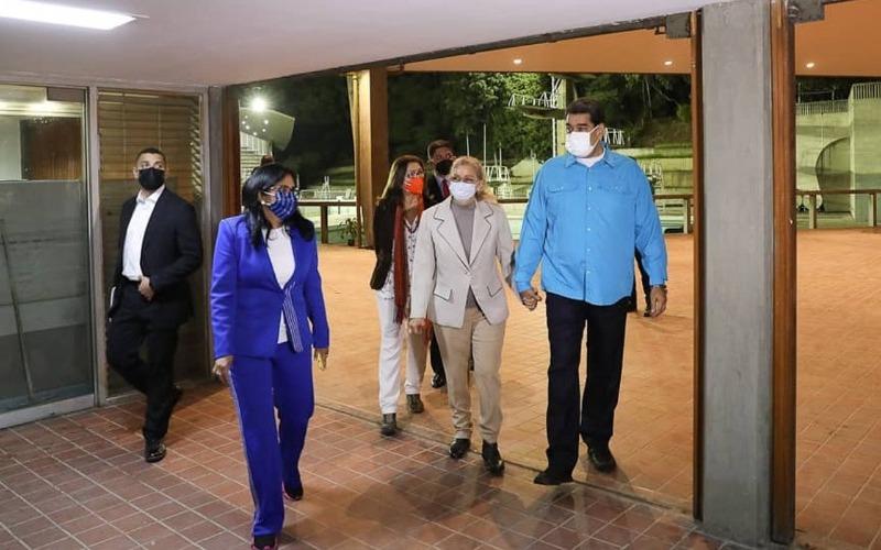Presidente Maduro inspecciona trabajos de recuperación integral en la UCV