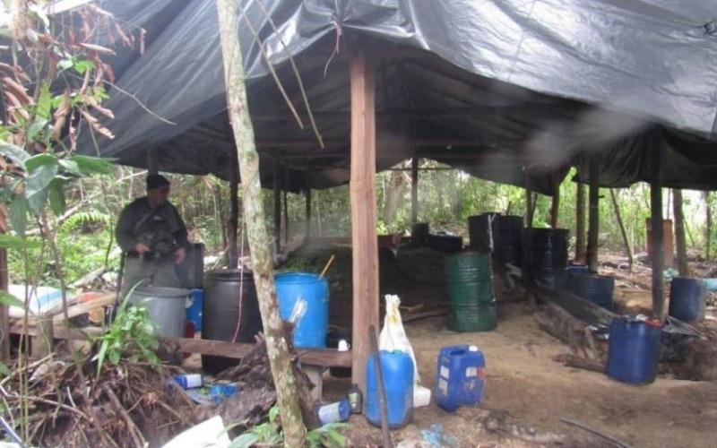 Venezuela incauta 13.883 kilos de cocaína en estado fronterizo con Colombia