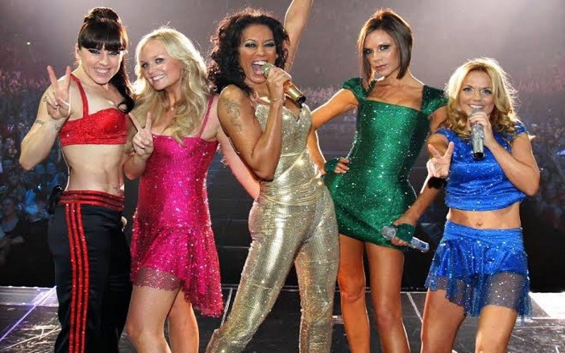 Las Spice Girls cerraron un acuerdo con Universal en su 25 aniversario