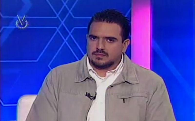 Diputado Stalin González en entrevista Venevisión