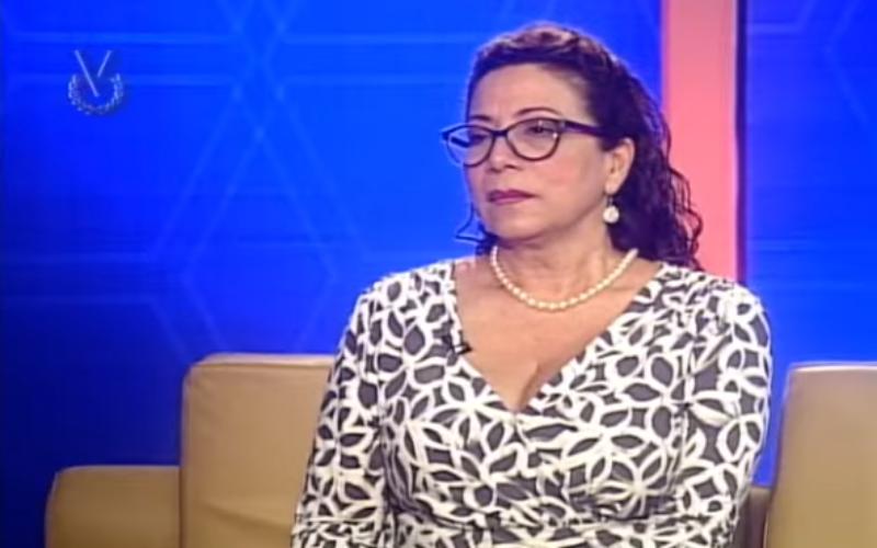 Diputada Tania Díaz rechazó especulación sobre muerte del general Raúl Isaías Baduel