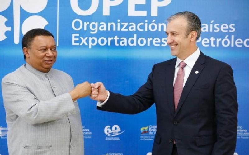 Tareck El Aissami presentó ante la OPEP plan de política integral a favor de países productores