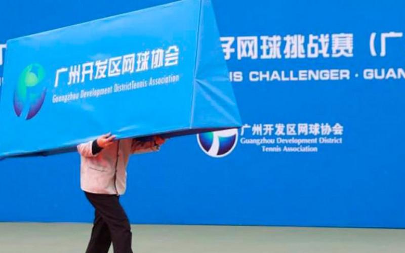 WTA suspende el torneo de Xi'an por el coronavirus