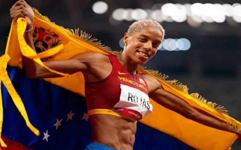 Yulimar Rojas espera participar en dos pruebas de atletismo en París 2024